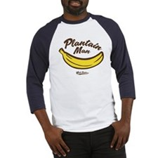 Plantain Man Baseball Jersey