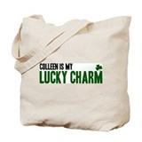 Colleen (lucky charm) Tote Bag