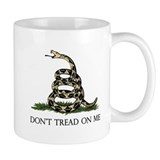 Don't Tread On Me Small Mugs