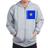 Congolese Zip Hoodie