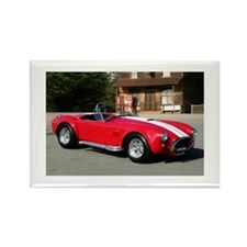 AC Cobra Rectangle Magnet (100 pack)