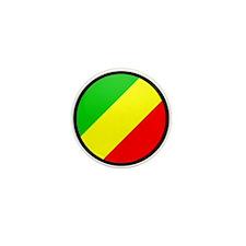 CONGO BRAZZAVILLE Mini Button (10 pack)