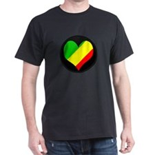 I love CONGO BRAZZAVILLE Fla T-Shirt