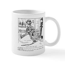 03/28/1909: Hobo April Fool Mug