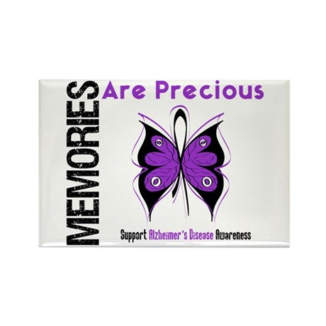 Memories Are Precious Rectangle Magnet
