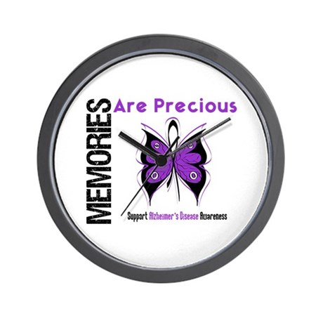Memories Are Precious Wall Clock