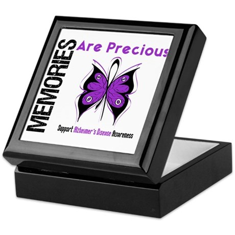 Memories Are Precious Keepsake Box