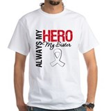 Lung Cancer Hero Sister Shirt