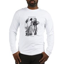 03/28/1909: Right to Vote Long Sleeve T-Shirt