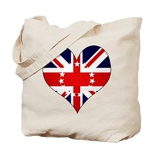 I Love cook islands Tote Bag