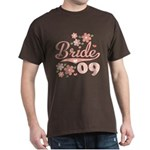 Pretty Pink 09 Bride Dark T-Shirt