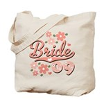 Pretty Pink 09 Bride Tote Bag