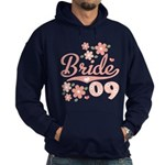 Pretty Pink 09 Bride Hoodie (dark)