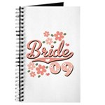 Pretty Pink 09 Bride Journal