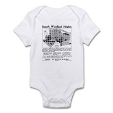 03/28/1909: Woodland Heights Infant Bodysuit