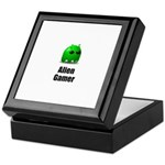 Alien Gamer Keepsake Box