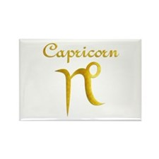 Capricorn Rectangle Magnet