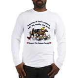 All Gods Creatures Long Sleeve T-Shirt
