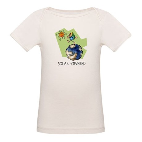 Solar Powered Organic Baby T-Shirt
