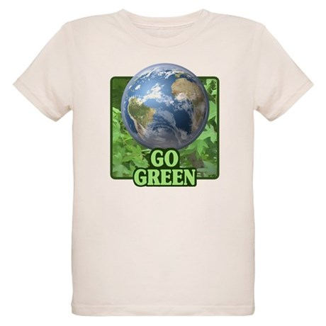 Go Green Organic Kids T-Shirt