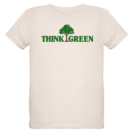 Think Green Organic Kids T-Shirt
