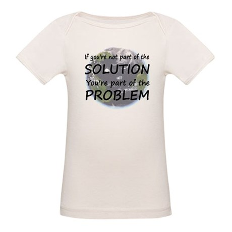 Part of the Solution Organic Baby T-Shirt