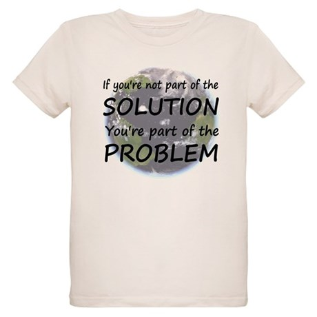 Part of the Solution Organic Kids T-Shirt