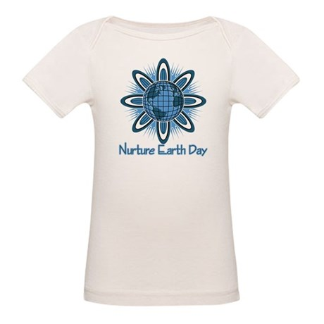 Nurture Earth Day Organic Baby T-Shirt