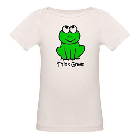 Think Green Organic Baby T-Shirt