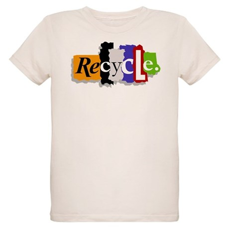 Recycle Organic Kids T-Shirt