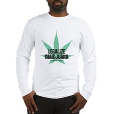 Cute Legalize drugs Long Sleeve T-Shirt