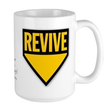 Revive Yellow Mug