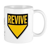 Revive Yellow Small Mug