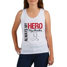 LungCancerHeroGrandma Women's Tank Top