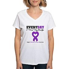 Alzheimer's MissMyGrandpa Shirt