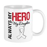 LungCancerHeroDaughter Mug