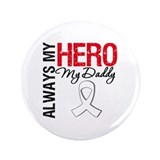 "LungCancerHeroDaddy 3.5"" Button"