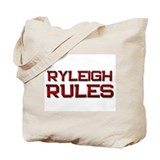 ryleigh rules Tote Bag