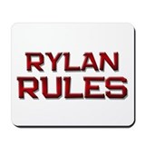 rylan rules Mousepad