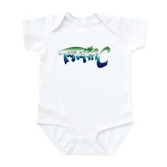 Riptide Infant Bodysuit