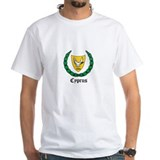 Cypriot Coat of Arms Seal Shirt
