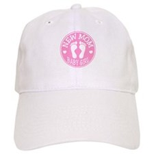 NEW MOM Baseball Cap
