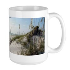 Sea Oats at Cape San Blas on Mug