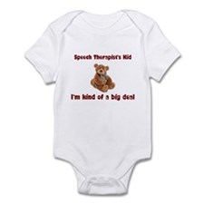 Speech Therapist Infant Bodysuit