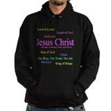 Names of Jesus Hoody