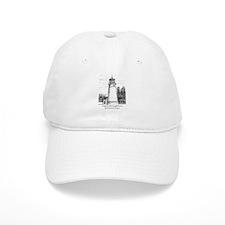 Umpqua River Lighthouse Baseball Cap
