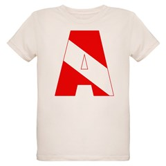 http://i1.cpcache.com/product/371208392/scuba_flag_letter_a_tshirt.jpg?color=Natural&height=240&width=240