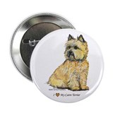 "I love my Cairn 2.25"" Button (10 pack)"