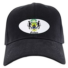 Gabonese Coat of Arms Seal Baseball Hat