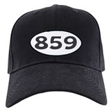 859 Area Code Baseball Hat